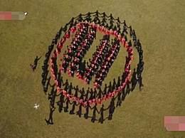 116名东风快递小哥脱单 火箭军116对集体婚礼现场超壮观