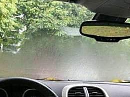 冬天车内玻璃起雾怎么办 天冷车玻璃起雾怎么防雾小妙招