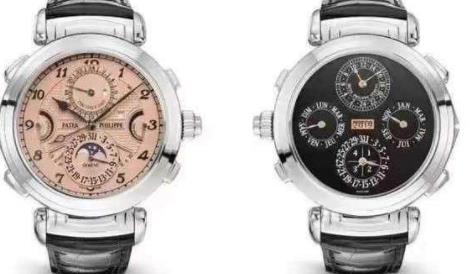 世界最贵手表出炉 一只价值2.2亿的手表问世