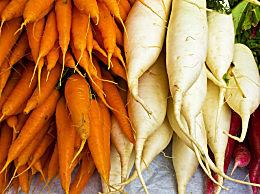 冬季多吃萝卜和百合 营养健康还很滋补?