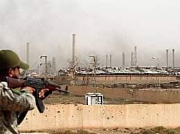 美军占叙利亚油田 俄罗斯外长指美掠夺石油