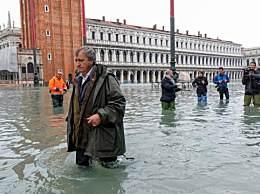威尼斯最严重水灾 威尼斯危在旦夕损失严重