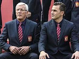 里皮宣布辞职 官方表示将会深刻反思重组男足国家队