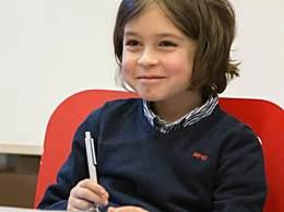 神童9岁读完大学 天才神童引名校争抢