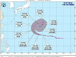 双台风海鸥和风神对影响我国吗?