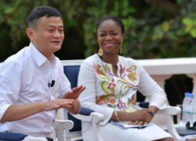 马云再度为巡护员颁奖 马云鼓励非洲创业者