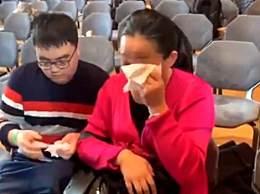 孙杨十几年没吃猪肉 听证会后孙杨妈妈情绪失控落泪