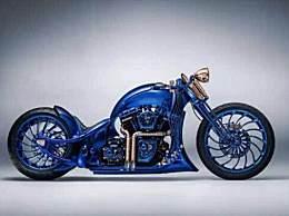 世界上最贵的摩托车 一辆摩托车1200万