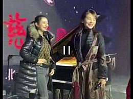 刘涛吉娜互量腰围 刘涛被吉娜的细腰惊到了