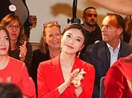 演员邵雅馨火到巴黎?这个活动只邀请了她一个亚洲面孔