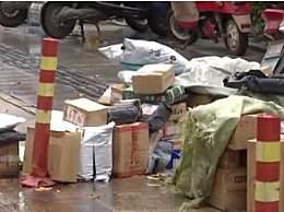 快递员离职留下5000个包裹 真的是吃不了苦吗