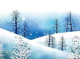 小雪节气祝福语大全 小雪祝福亲朋好友的话短信内容