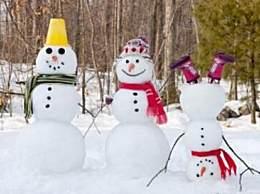 怎么堆雪人 简单堆雪人技巧步骤