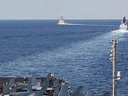 美航母首次进波斯湾 美航母首次进波斯湾局势升级