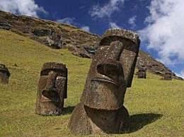 世界上最神秘的景观 90多吨的神秘巨人像成未解之谜