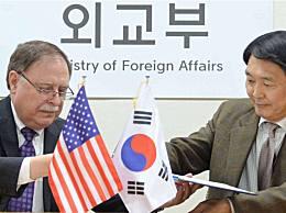 韩美军费谈判破裂 美方驻韩美军费用涨幅让韩方难以接受