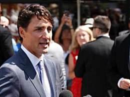 加拿大内阁就职 新内阁团队宣誓就职