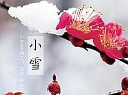 小雪节气暖心祝福语大全汇总 小雪节气朋友圈说说心情