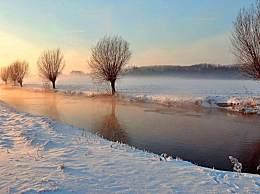 关于小雪节气的唯美句子图片 小雪节气朋友圈说说怎么发