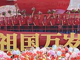 中国女排感动中国入围 体育界唯一入围的候选者