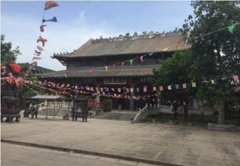北海东山寺位于哪个省?东山寺历史演变