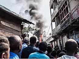 一架飞机刚果坠毁 飞机坠毁居民区事故原因是什么