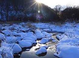 令人惊奇!呼伦贝尔不冻河零下40度都不结冰