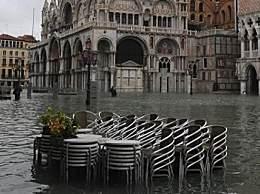 威尼斯水灾需10亿美元修复 政府想要寻求国际捐款和帮助
