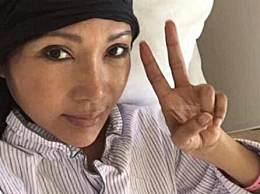 张咪确诊癌症晚期 期待再次站上舞台