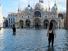 威尼斯水灾需10亿美元修复 遭50年来最严重水灾