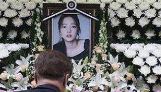 韩国自杀率居前列 韩国艺人多名自杀引外界关注