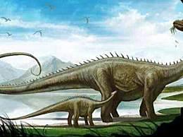 史上最大的恐龙 重达220吨秒杀所有生物