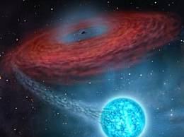 迄今最大黑洞被发现 70倍太阳质量颠覆人们认知