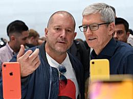 """苹果设计师离职 曾说过""""若苹果停止创新,我就离开"""""""