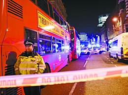 英国发生捅人事件 一名嫌犯被打死曾因恐怖犯罪入狱