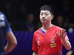 马龙樊振东进四强 中国乒乓球实力不容小觑