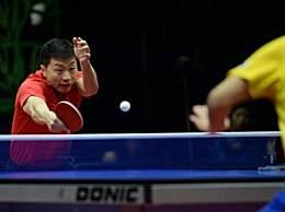 马龙2-4张本智和 张本智和首次闯入世界杯决赛