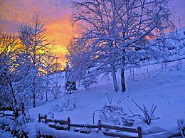 今年大雪节气会下雪吗?大雪节气的天气特点是什么