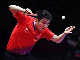 马龙樊振东进四强 男乒世界杯樊振东马龙均两连胜晋级四强