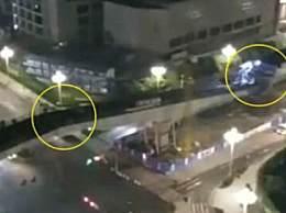 重庆轨交在建桥体发生错位 没有人员伤亡