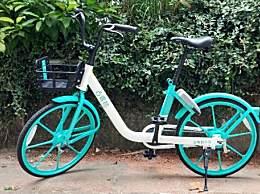 青桔单车悄悄涨价 起步价涨致1.5元
