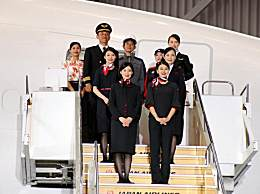 日本航空女性裤装制服 空姐频繁被偷拍苦不堪言