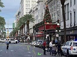 美新奥尔良枪击案 枪手向人群开抢致至少11人中弹
