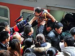 2020年春运起止时间 2020年春运火车票预售期