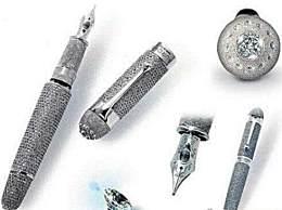 世界上最贵的钢笔 价值1.15亿人民币