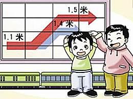 小孩子身高超过多少要买高铁票?超过一米2买半价还是全价