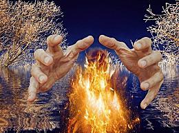 关于冬天烤火的文艺说说 50句冬天烤火发朋友圈的幽默句子
