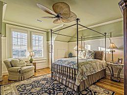 卧室刷什么颜色最好看?卧室最佳墙漆颜色推荐