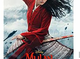 《花木兰》新海报与观众见面!电影将在2020年3月7日正式上映
