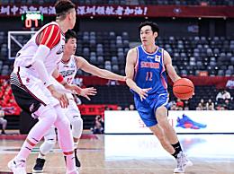 深圳男篮超远三分 98-95主场战胜四川队